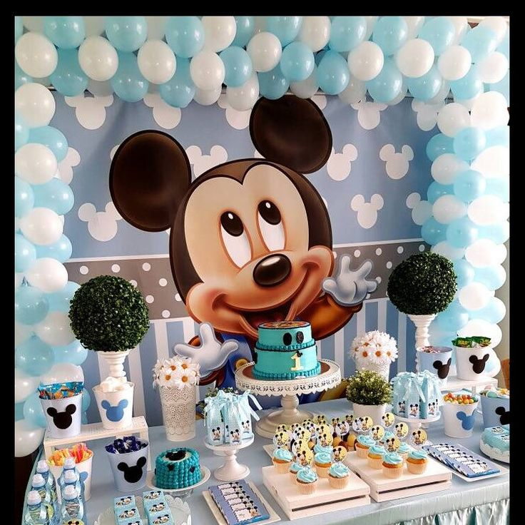 25 best ideas about baby mickey on pinterest baby for Baby mickey decoration ideas