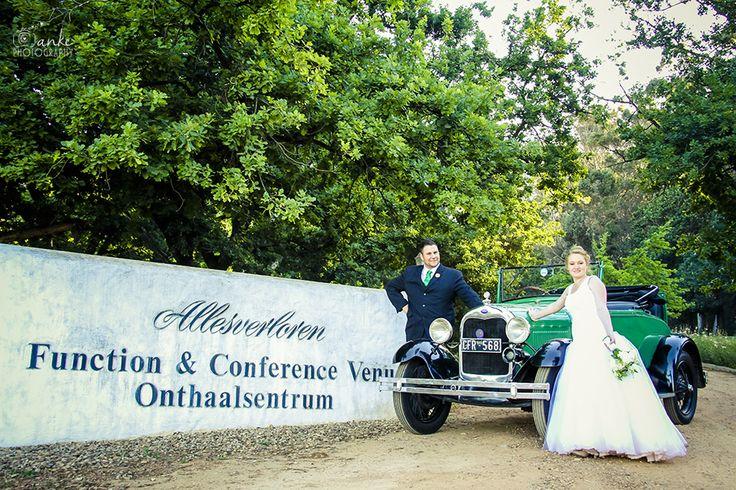 Marnel & Ruhan - Wedding @ Allesverloren Function Venue