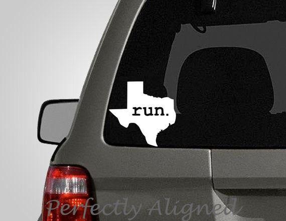 Winter Texans Vinyl Decal Sticker