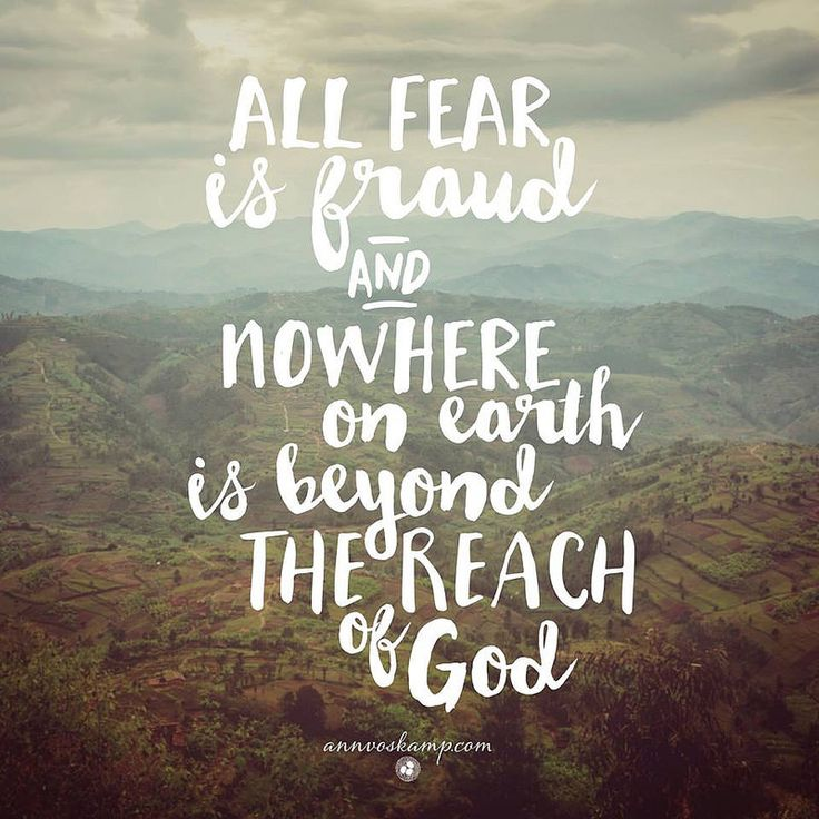 From Ann Voskamp at A Holy Experience. #fearisfraud #livelifesimply