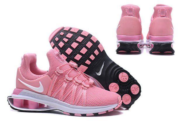 9896bdb5a18d Nike Shox Gravity Pink White Womens Footwear NIKE-NSZ002707 in 2019 ...