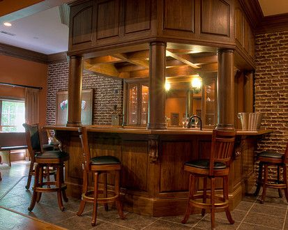 Bar, Traditional Wine Cellar