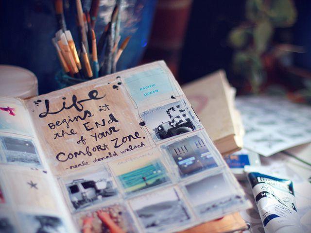 studio sketchbook