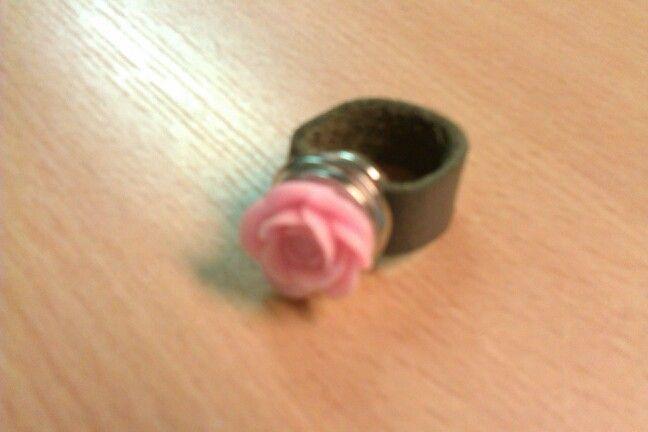 Ring waar chunks op passen.