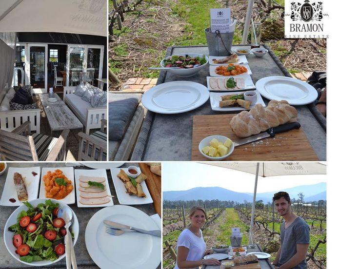 Bramon Wine Estate in Western Cape