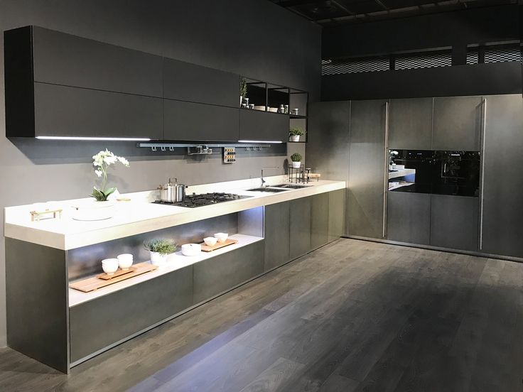 Armony continues to export Italian design; this time we stepped into the heart of Europe, exhibiting at Swissbau 2018, in Basel. The event is one of Europe's leading trade shows for the construction industry and interior design sector. #armonycucine #madeinitaly #interiordesign #kitchen #kitchendesign #interior #cuicines @cucine #exhibitions #axhibition #fair
