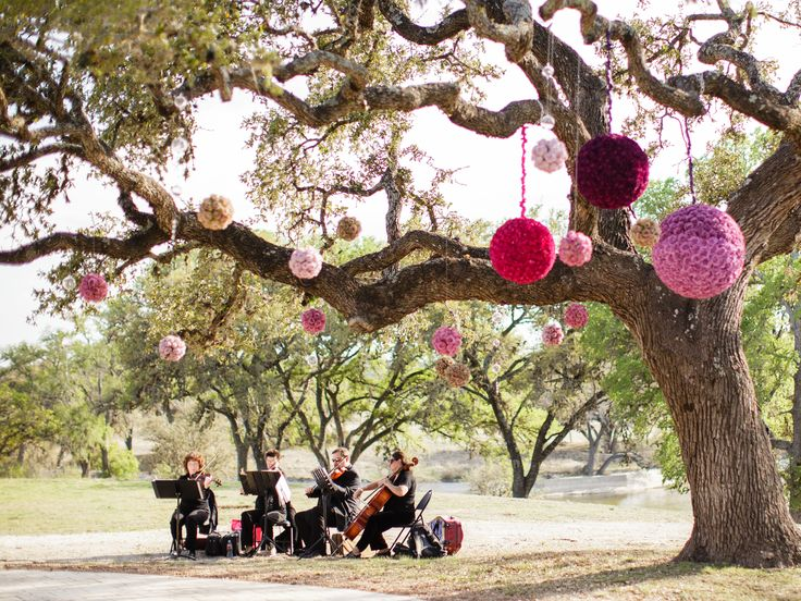 Think of it as an overture to your wedding -- you want to get your guests excited and set the mood.