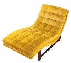 Modern chaise longue contemporary chaise modern white chaise lounge mid  century modern golden velvet upholstery midThe 25  best Contemporary chaise lounge chairs ideas on Pinterest  . Modern Yellow Lounge Chair. Home Design Ideas