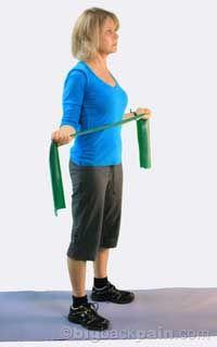 Upper Back Posture Exercises