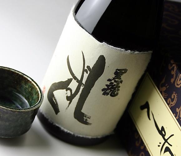 Kokuryu Shizuku ● 黒龍 しずく