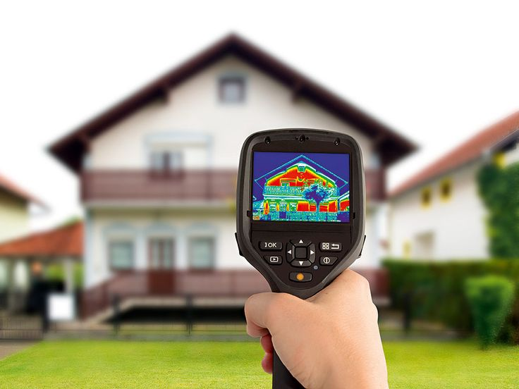 Thermal Imaging Cameras - Because detecting a slight temperature differences can be crucial sometimes