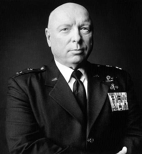 """Don S. Davis (1942 - 2008) Actor best known as General George Hammond on the TV series """"Stargate SG-1"""" and Major Garland Briggs on the series """"Twin Peaks"""""""