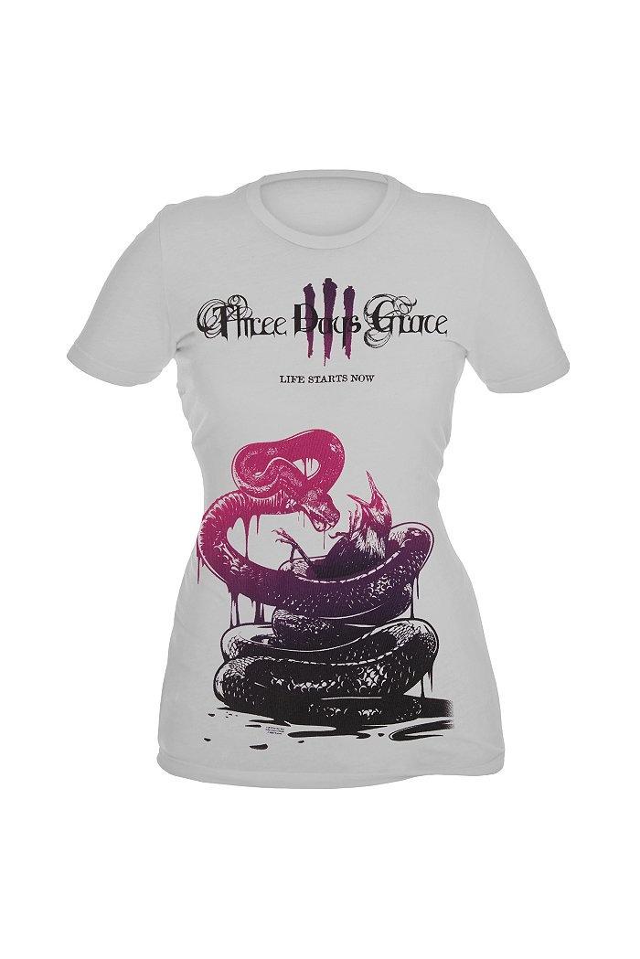 f13dc7a3cdbe2 Three Days Grace | Jewelry:) | Three days grace, Band shirts, Band ...