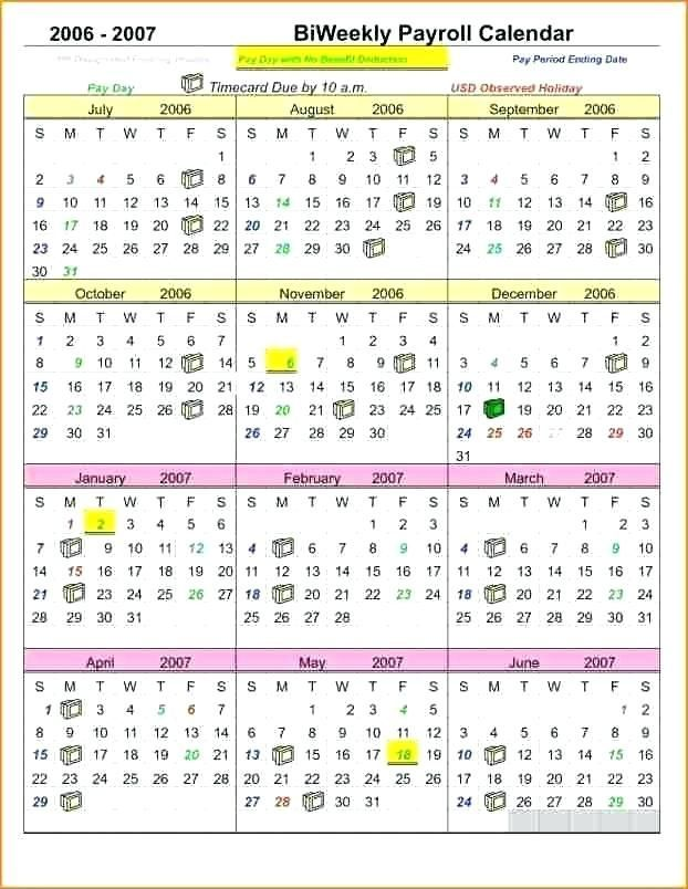 21 Semi Monthly Payroll Calendar 2017 Template 2017 Payroll