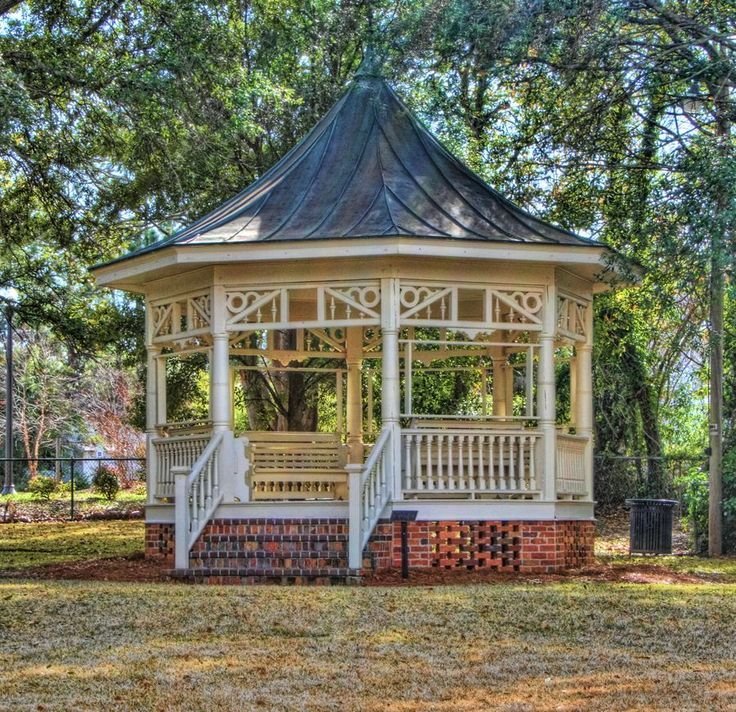 Thomasville Speakers Dancing Gazebo Lights Will Gazebo Backyard Gazebo Victorian Gazebo