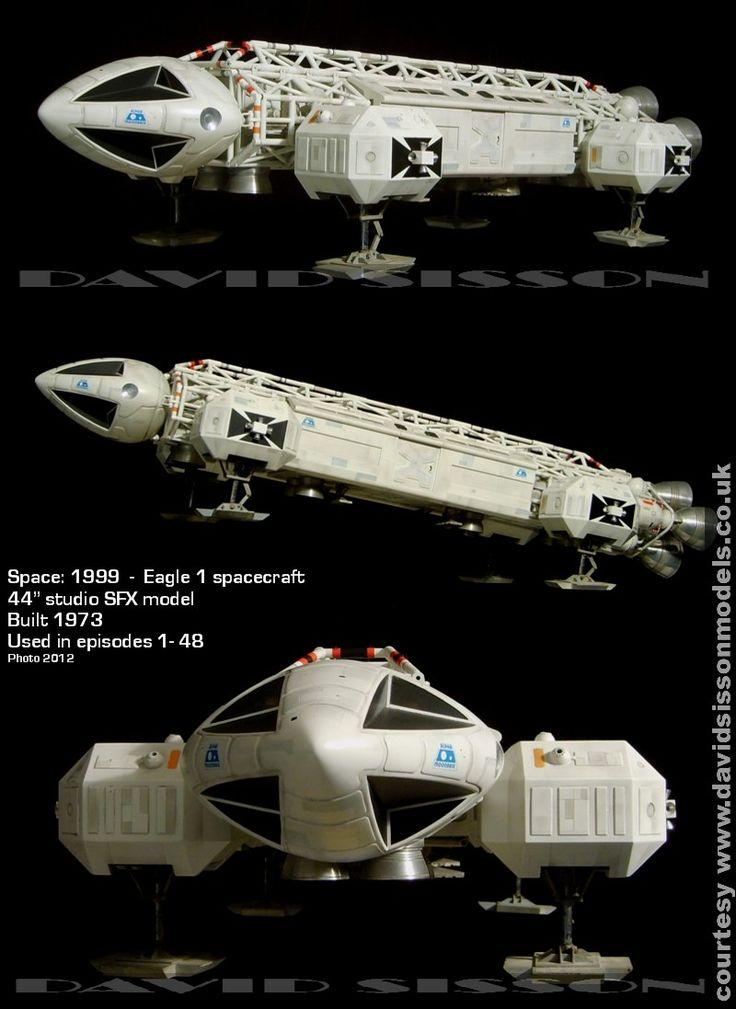 space 1999 spacecraft designs - photo #37