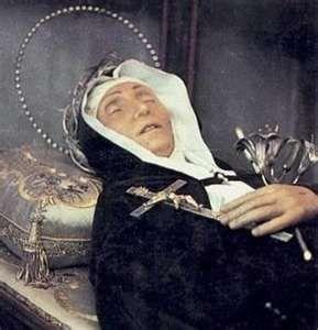 Veronica Giuliani, Capuchin Poor Clare (died 1727). Description from…