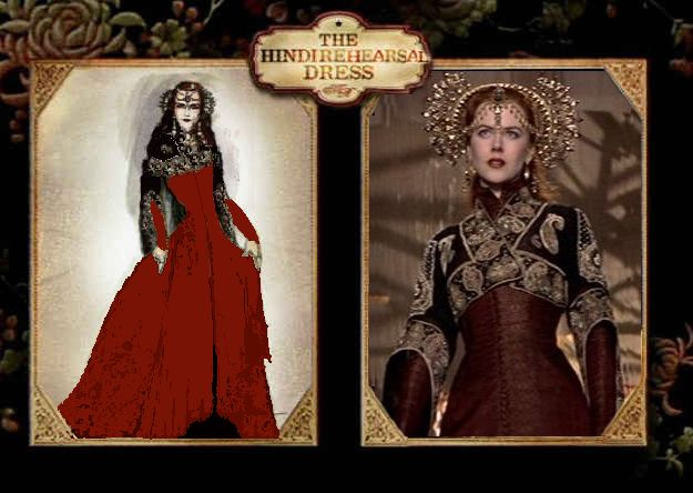 SisterSola Costumes , Moulin Rouge