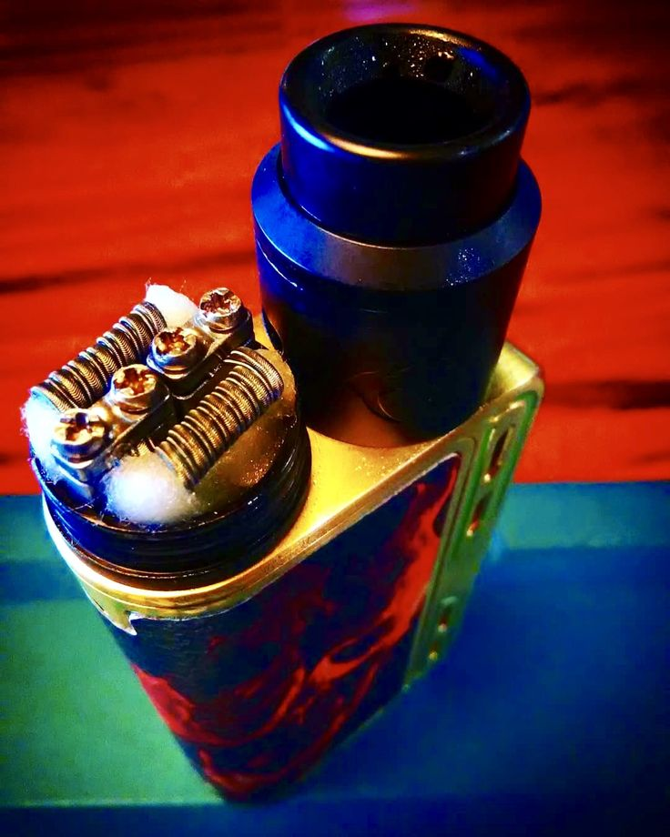 Come drip with us at AVC Burlington! Don't worry if you can't build coils, we've got you covered! 18 Pearl St. #vape #rda #rdta #drip #bvt