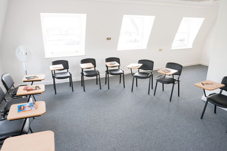 Our lovely classrooms