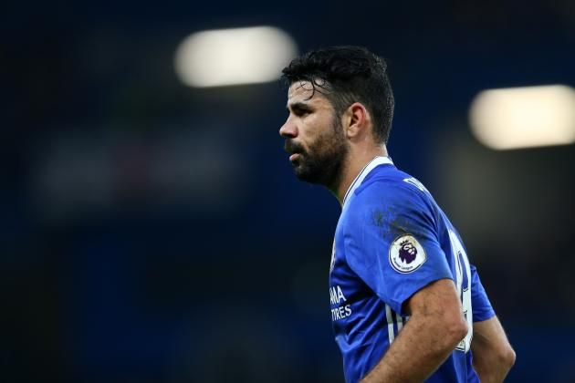 Chelsea Transfer News: Latest on Diego Costa, Steven N'Zonzi Rumours