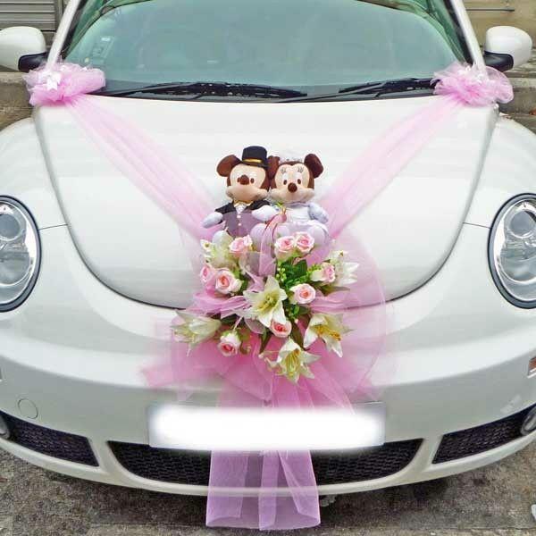 Cute Wedding Decoration Ideas: 25+ Cute Wedding Car Decorations Ideas On Pinterest