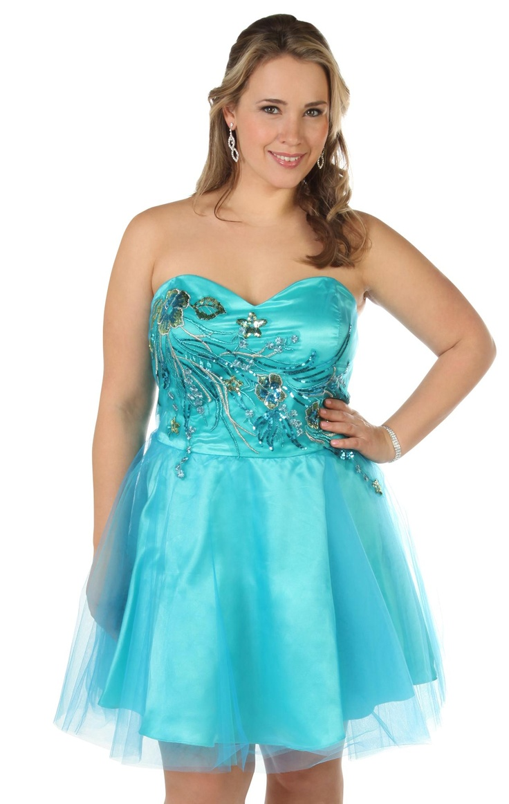 226 best Prom dresses images on Pinterest | Plus size prom dresses ...
