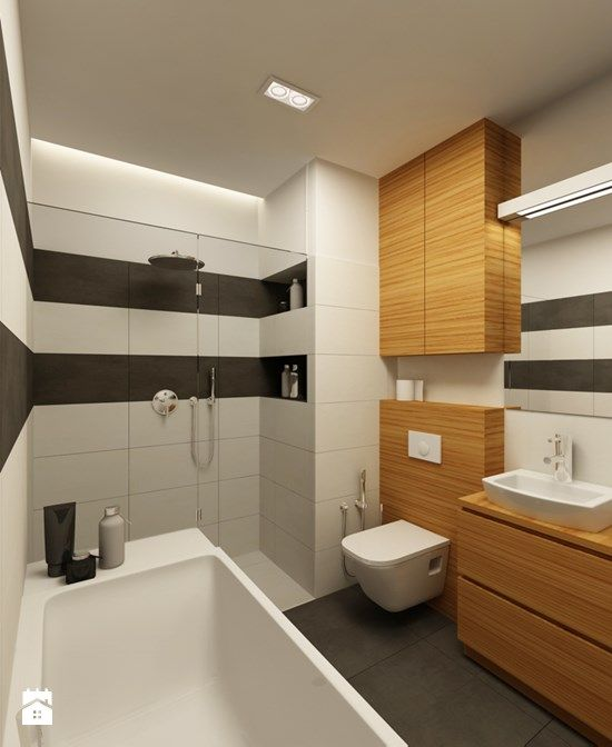 19 best azienka images on pinterest bathroom bathrooms and home ideas. Black Bedroom Furniture Sets. Home Design Ideas