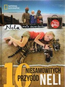 10 niesamowitych przygód Neli - KSIĘGARNIA - Menu ArtTravel.pl