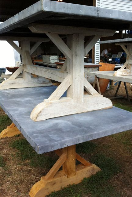 love these tables ~ LLH DESIGNS: Antiquing in Warrenton: Part One