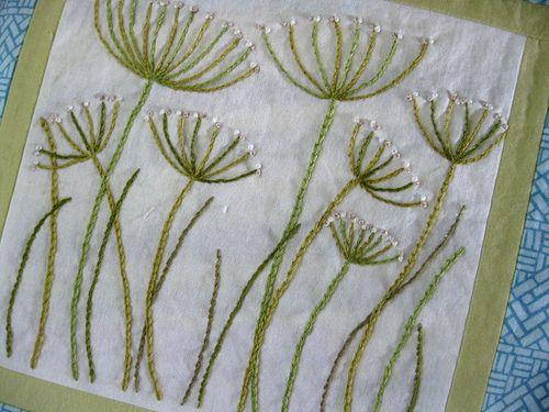 embroidery idea