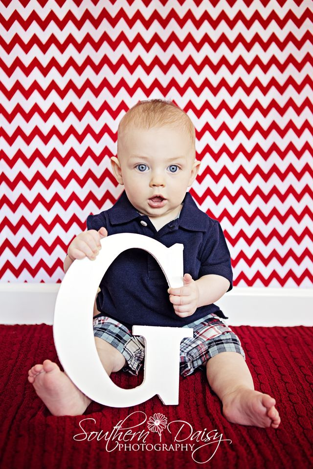 7 month old boy | First Initial | Hendersonville, TN