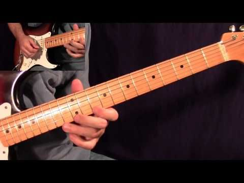 Red House Solo - Jimi Hendrix - Fast and Slow - YouTube