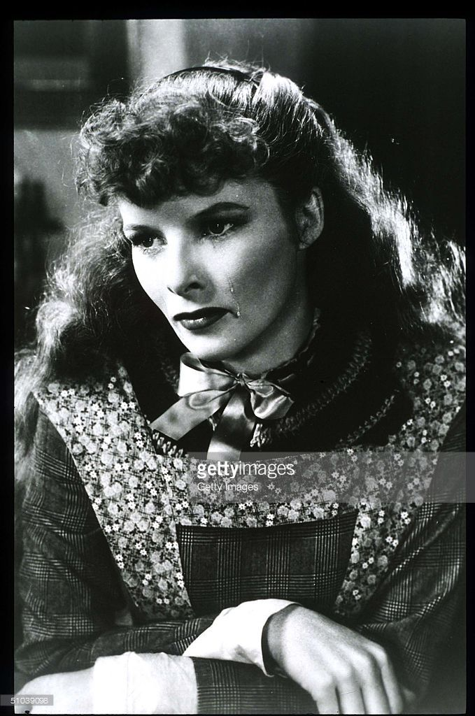 1940: Katharine Hepburn Appears In The Film 'Little Women' In USA. Actress Hepburn Won Four Of Twelve Oscar Nominations For Best Actress And Starred In Such Classic Films As 'The African Queen' And 'On Golden Pond.'