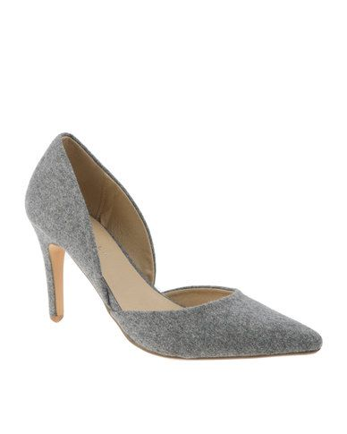 Daniella Michelle Hailey Heels Grey