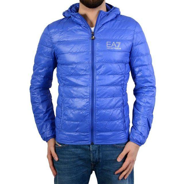 Doudoune EA7 Emporio Armani Training Core 271656 CC240 10433 Dazzling Blue
