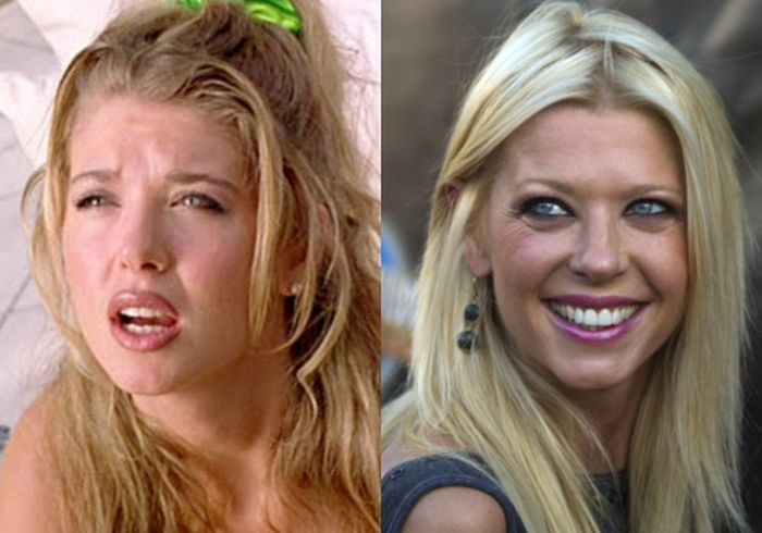Tara Reid.  The Cast Of The Big Lebowski.