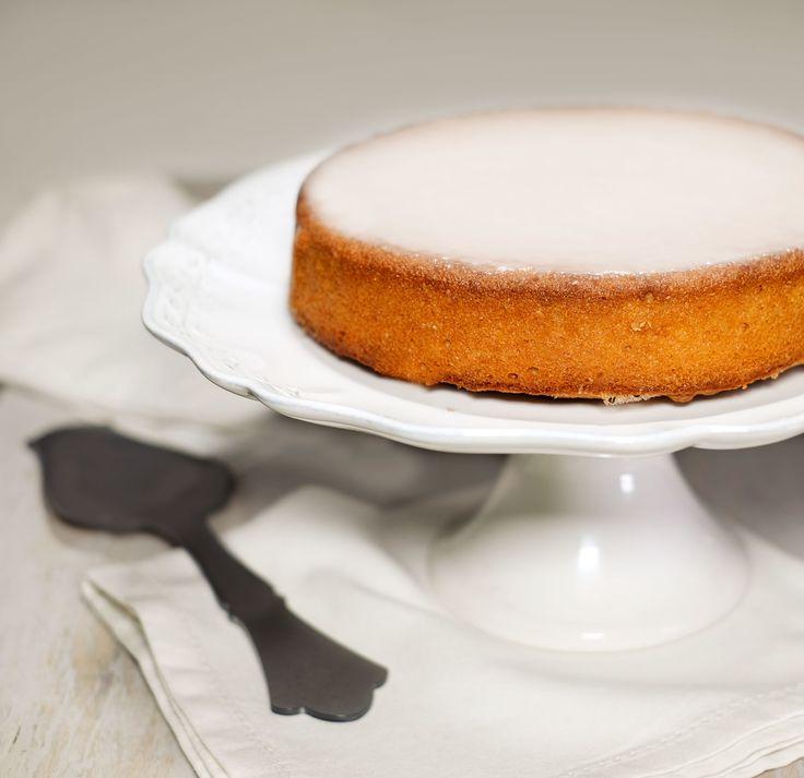L'amandier : gâteau moelleux (très amande comme son nom l'indique) sans farine