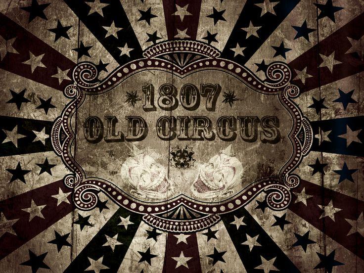 1807 Circus . . . can you imagine . . .