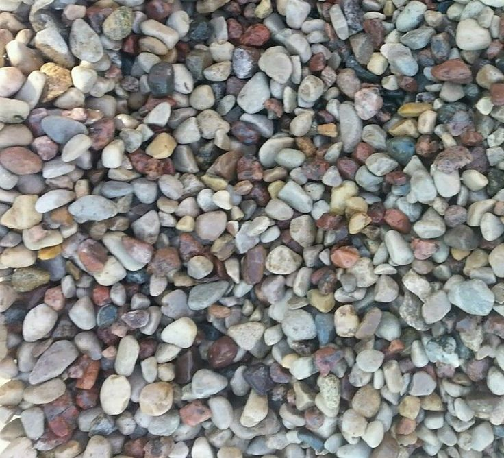 "Amazon.com : Safe & Non-Toxic {Small Size, 0.13"" to 0.25"" Inch} 45 Pound Bag of Gravel & Pebbles Decor for Freshwater Aquarium w/ Earthy Toned Smooth River Inspired Rustic Natural Style [Tan, Red & Gray] : Pet Supplies"
