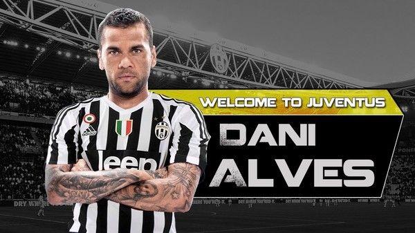 Dani Alves ●  Welcome To Juventus ●2016 /2017  HD