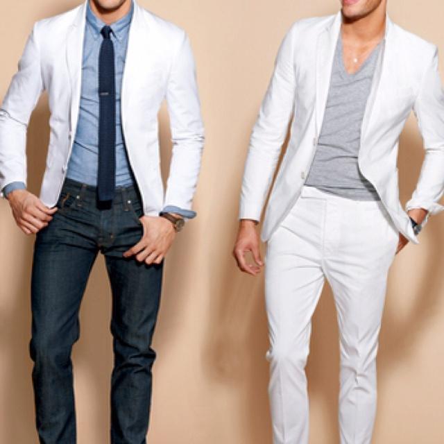 Khakis suit