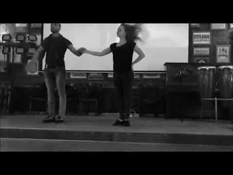 Talal & Edyta in Baku Salsa Festival (March 2015)