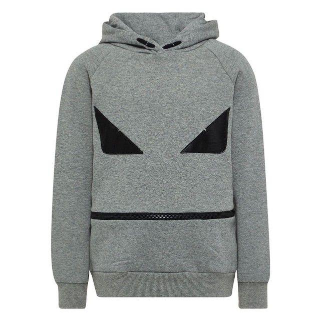 Sweat shirt décontracté grey melange Name It   La Redoute