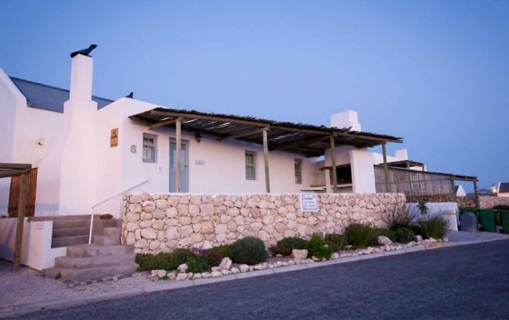 Seekat 1 self-catering unit in Paternoster, restored Fisherman's Cottage (sleeps 4) #WestCoast #SouthAfrica