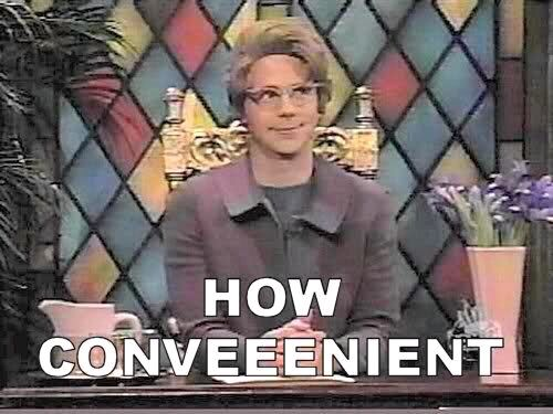 'Church Lady' Dana Carvey #SNL