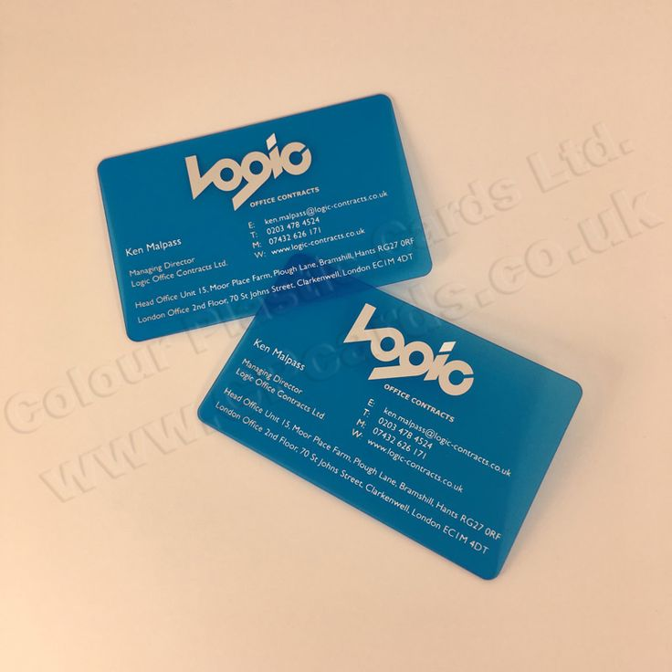 67 best Translucent Frosted Plastic Business Cards images on Pinterest
