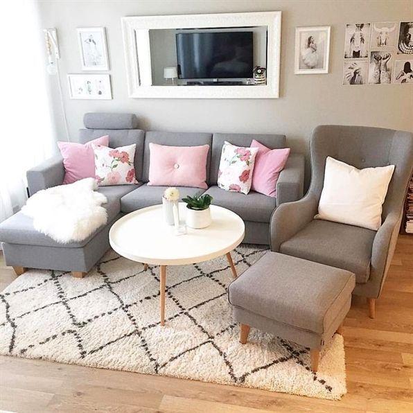 6 erstaunliche kleine Wohnzimmer-Ideen