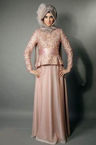 Inilah Model Kebaya Muslim Modis Khusus Remaja Putri