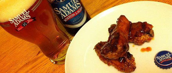 Samaul Adams Boston Lager BBQ Sauce #BBQ #cookingwithbeer #BostonLager #BTAD